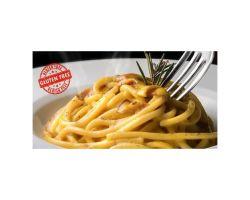 Spaghetti alla carbonara - Gluten free