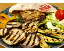 Hamburger ai porcini - Gluten free 220 Gr.