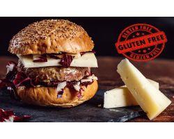 Hamburger al pecorino di Pienza - 220 Gr Gluten Free