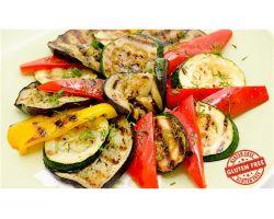 Verdure grigliate - Gluten Free