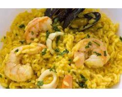 Spaghetti allo scoglio - Gluten Free