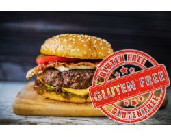 Hamburger 220 gr - Gluten Free