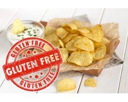 Chips di patate - Gluten Free