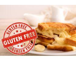 Mozzarella in carrozza - Gluten Free