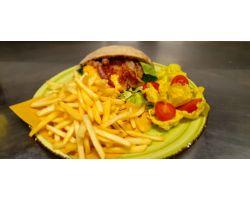 Hamburger della prateria 220 Gr
